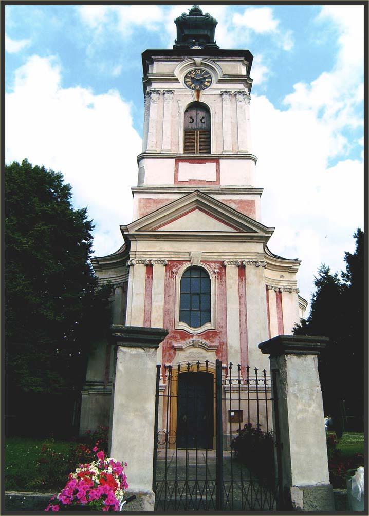 11. Bezno, kostel sv. Petra a Pavla